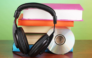 Audio Books & e-learning
